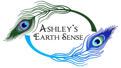 Ashleys Earth Sense Logo Design